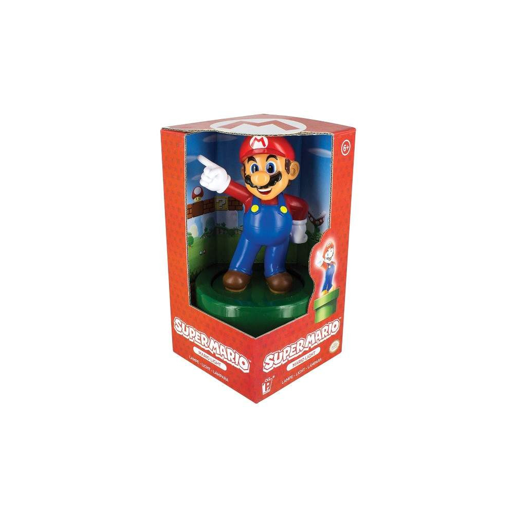 SUPER MARIO LIGHT NEW