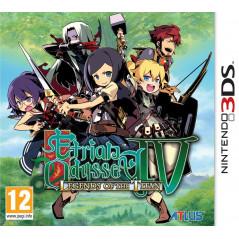ETRIAN ODYSSEY IV 3DS PAL-UK OCCASION