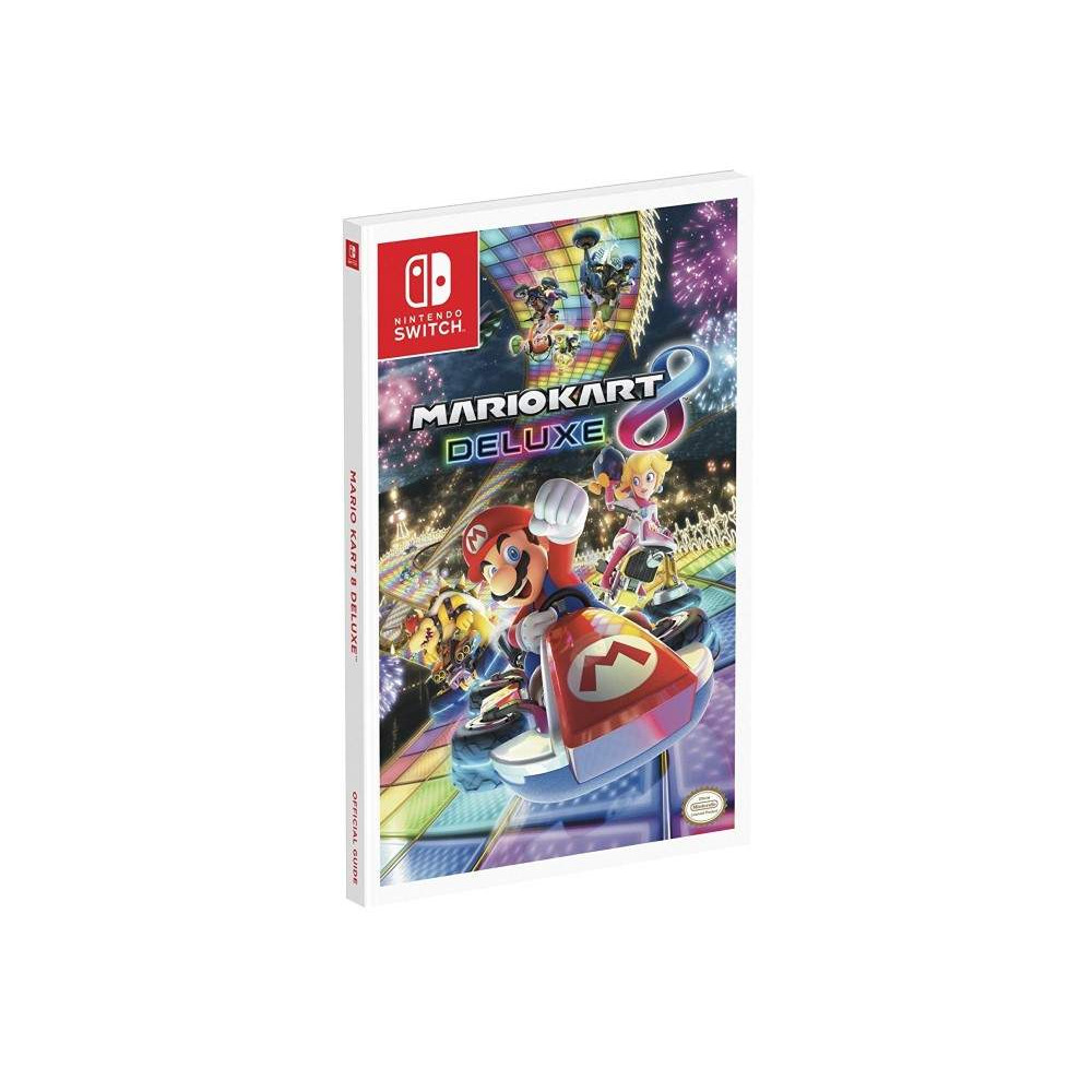 GUIDE MARIO KART 8 DELUXE SWITCH FR NEW