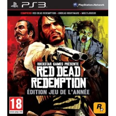 RED DEAD REDEMPTION GOTY PS3 FR OCCASION