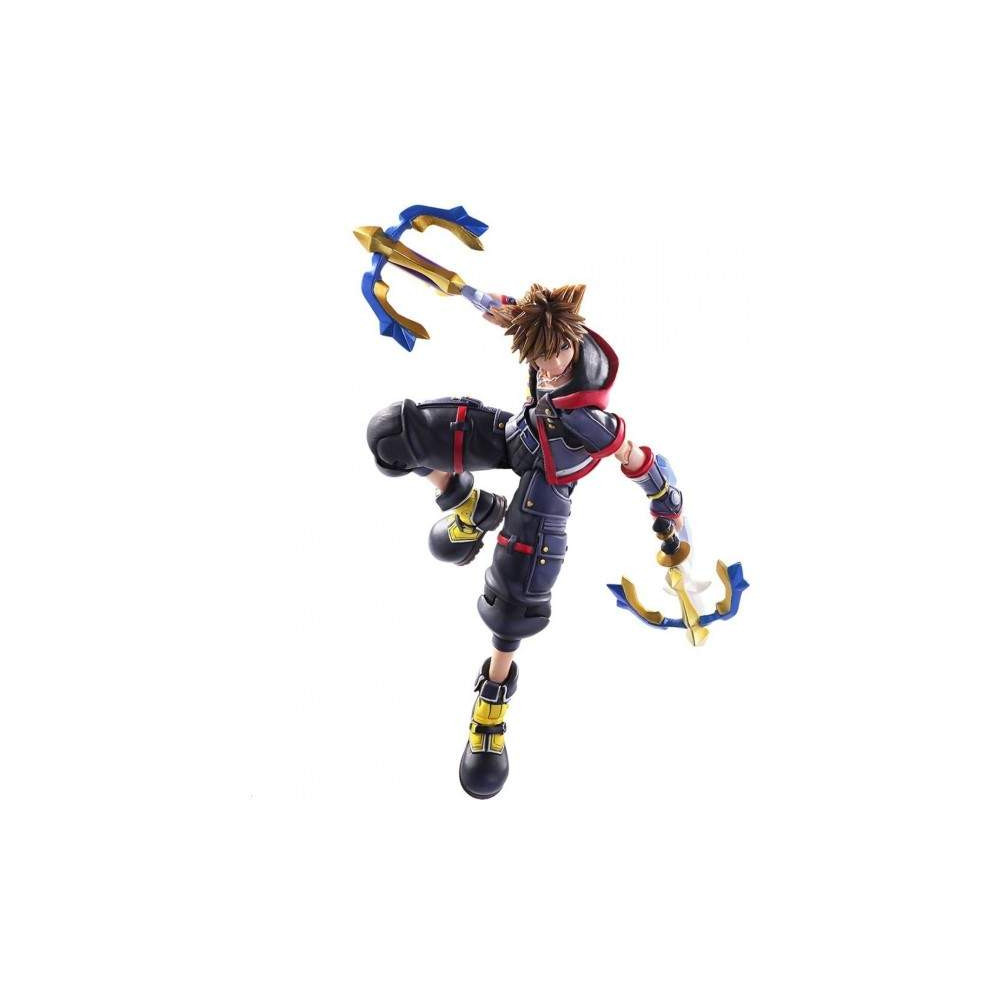 KINGDOM HEARTS III BRING ARTS SORA PLAY ARTS JAP NEW
