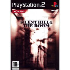 SILENT HILL 4 THE ROOM PS2 PAL-FR OCCASION