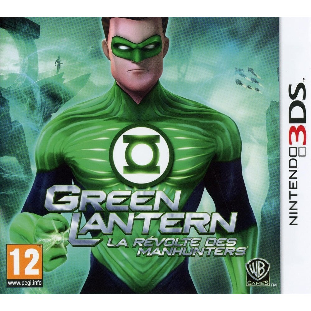 GREEN LANTERN 3DS VF