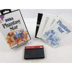 PHANTASY STAR (IMPORT EURO) MASTER SYSTEM NTSC-USA OCCASION