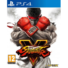 STREET FIGHTER 5 PS4 UK NEW