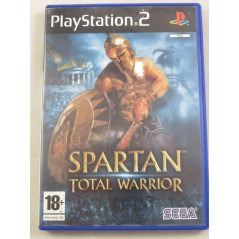 SPARTAN TOTAL WARRIOR PS2 PAL-FR OCCASION