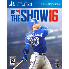 MLB THE SHOW 16 PS4 US