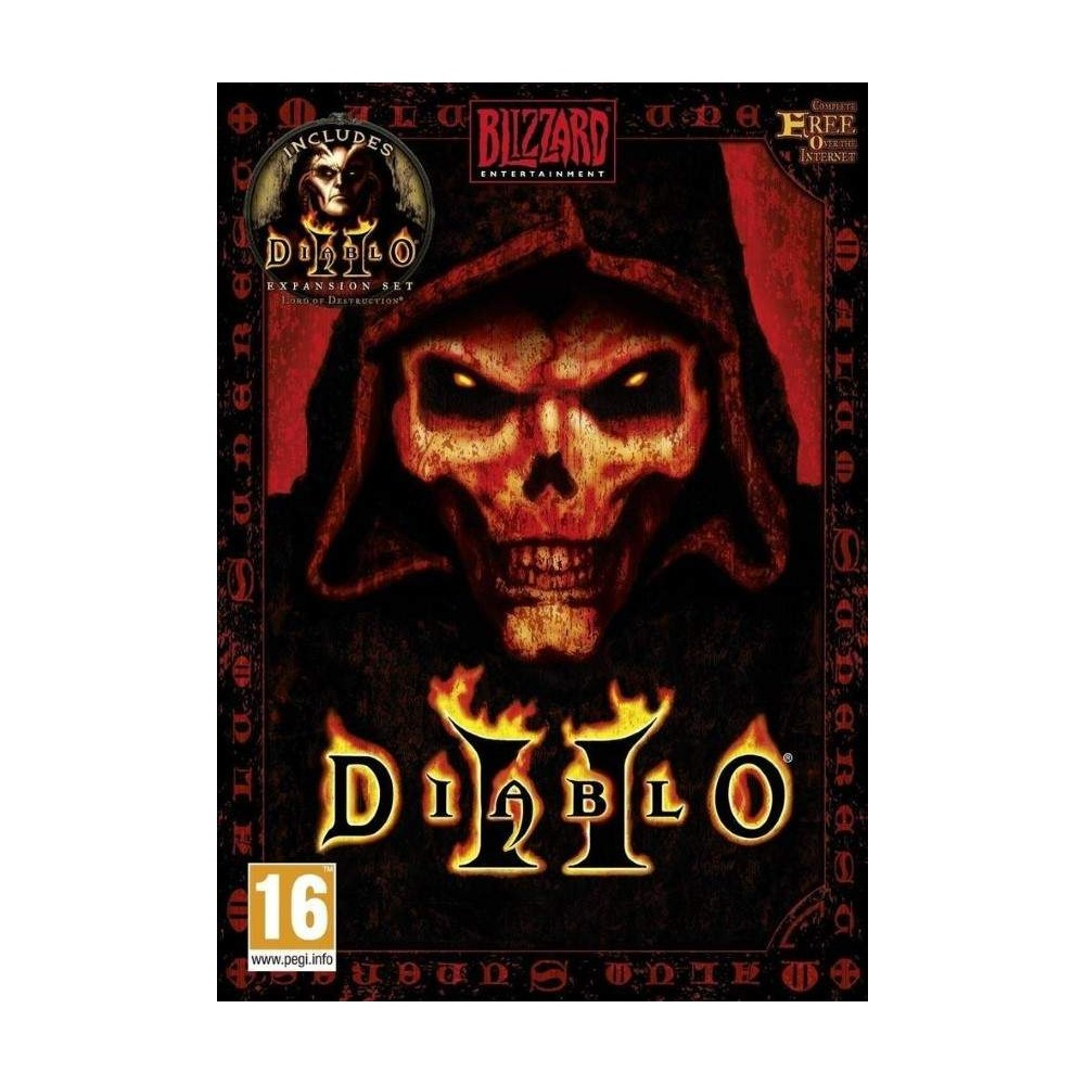 DIABLO 2 GOLD PC VF