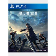 FINAL FANTASY XV DAY ONE EDITION PS4 ANGLAIS OCCASION