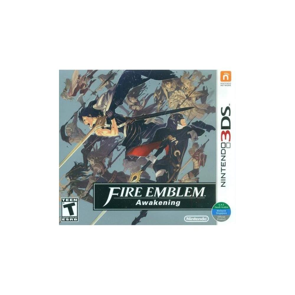 FIRE EMBLEM AWAKENING 3DS US OCCASION