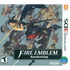 FIRE EMBLEM AWAKENING 3DS US OCCASION