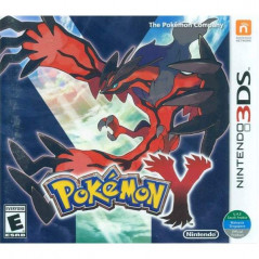 POKEMON Y 3DS US OCCASION