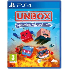 UNBOX NEWBIE S ADVENTURE PS4 FR NEW