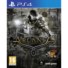 ARCANIA THE COMPLETE TALE PS4 EURO FR OCCASION