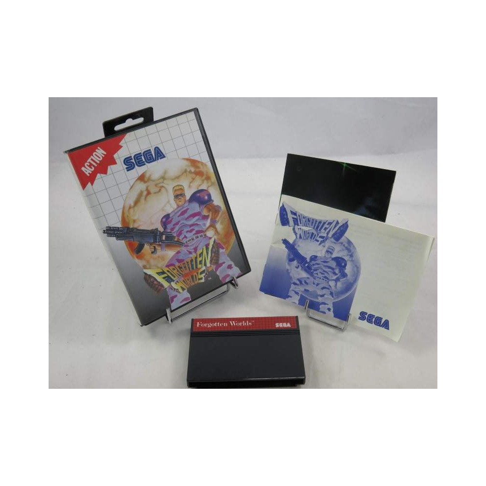 FORGOTTEN WORLDS MASTER SYSTEM PAL-EURO OCCASION