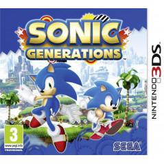 SONIC GENERATION 3DS VF