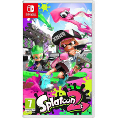 SPLATOON 2 SWITCH UK NEW
