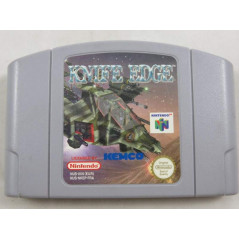 KNIFE EDGE N64 PAL-FRA LOOSE