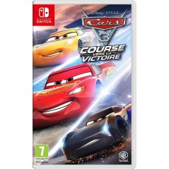 CARS 3 COURSE VERS LA VICTOIRE SWITCH FR NEW