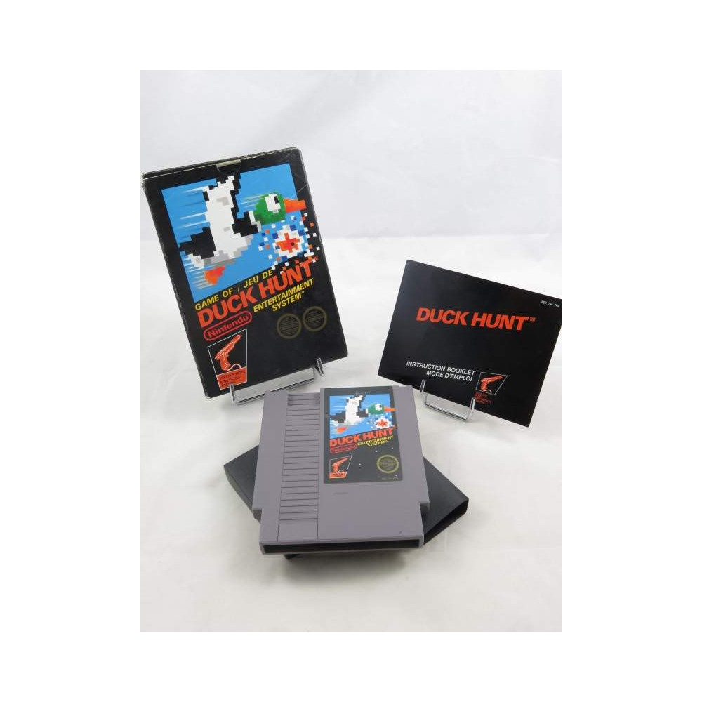 DUCK HUNT NES PAL B FAH OCCASION