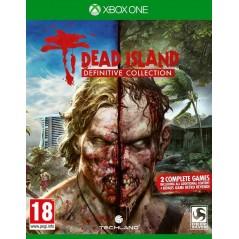 DEAD ISLAND DEFINITIVE COLLECTION XONE VF OCC