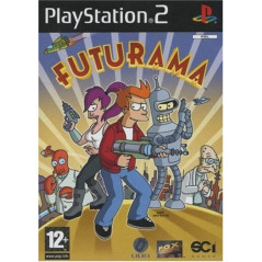 FUTURAMA PS2 PAL-FR OCCASION