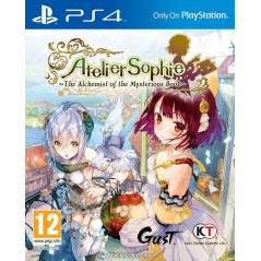 ATELIER SOPHIE THE ALCHEMIST OF THE MYSTERIOUS BOOK PS4 FR OCCASION