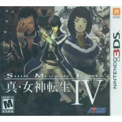 SHIN MEGAMI TENSEI IV 3DS NTSC US