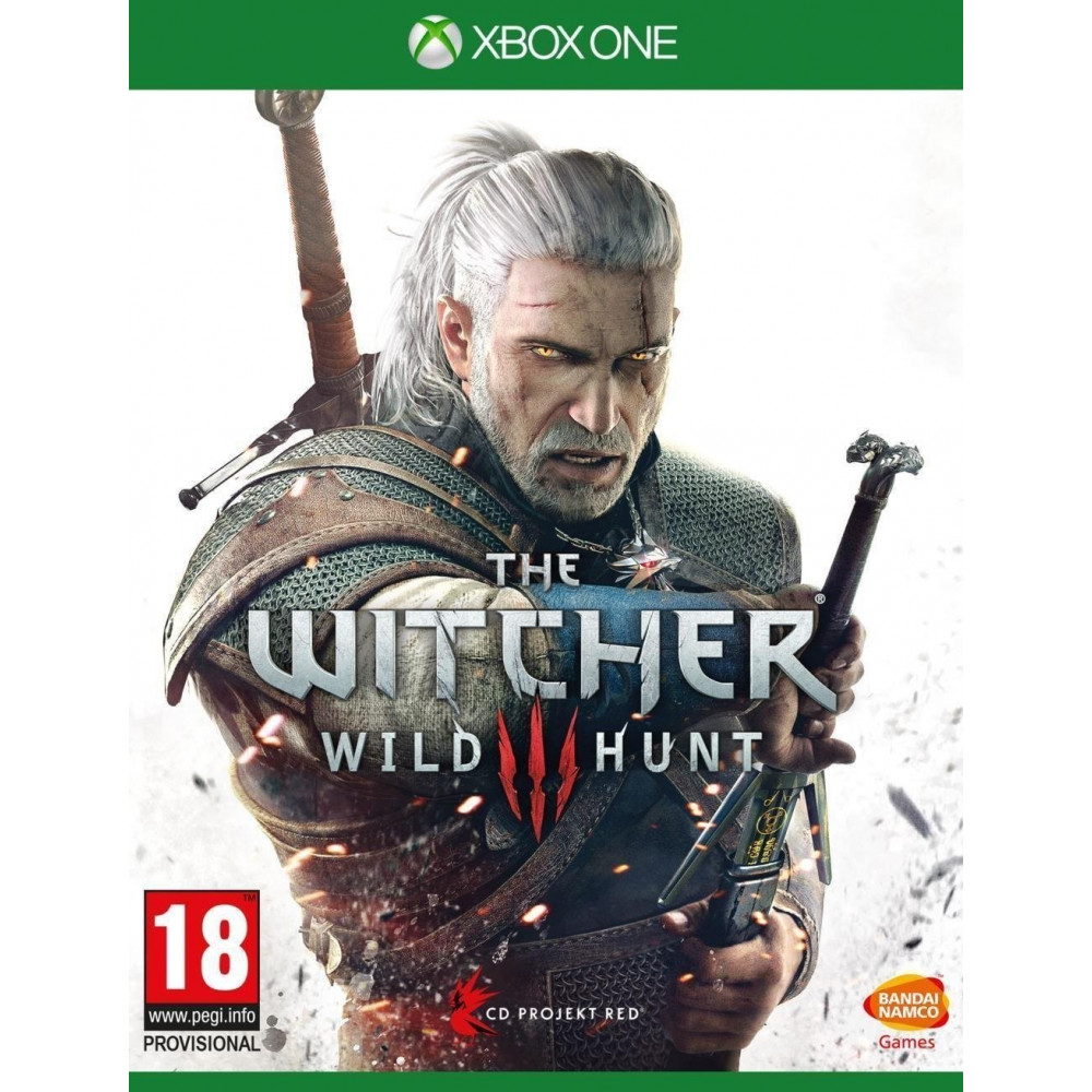 THE WITCHER 3III WILD HUNT XONE VF