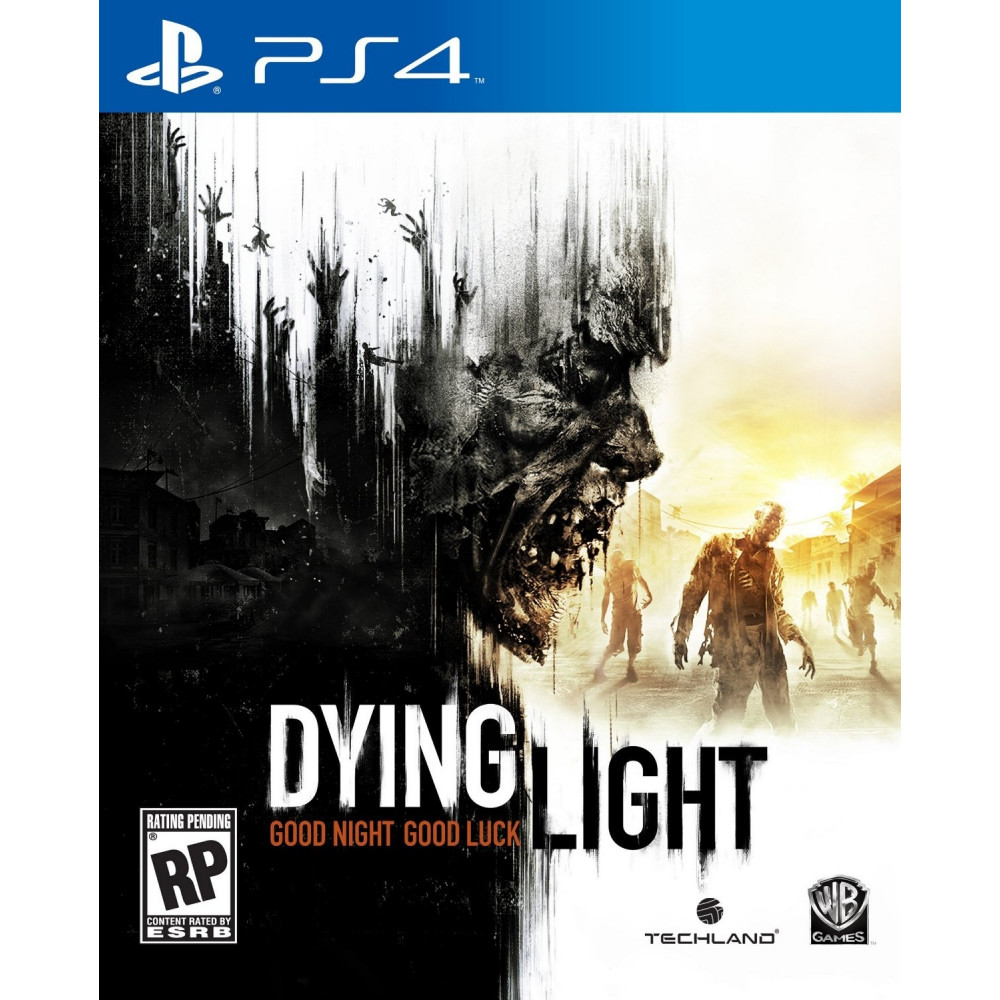 DYING LIGHT PS4 US OCC