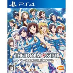 IDOLM@STER PLATINUM STARS PS4 JPN OCCASION