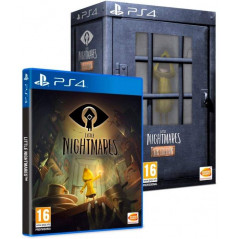 LITTLE NIGHTMARES SIX EDITION PS4 FR OCCASION