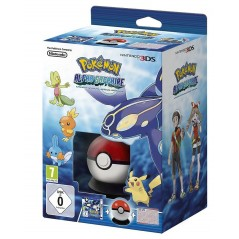 POKEMON ALPHA SAPPHIRE + BOX BUNDLE 3DS PAL OCCASION