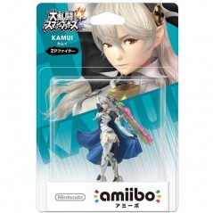 AMIIBO SUPER SMASH BROS 2P FIGHTER CORRIN JAP NEW