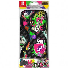 QUICK POUCH SPLATOON 2 TYPE B SWITCH JAP NEW