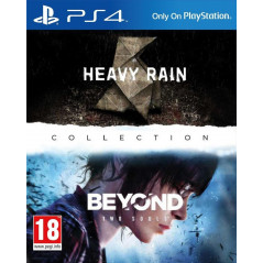 HEAVY RAIN + BEYOND TWO SOULS COLLECTION PS4 EURO FR OCCASION