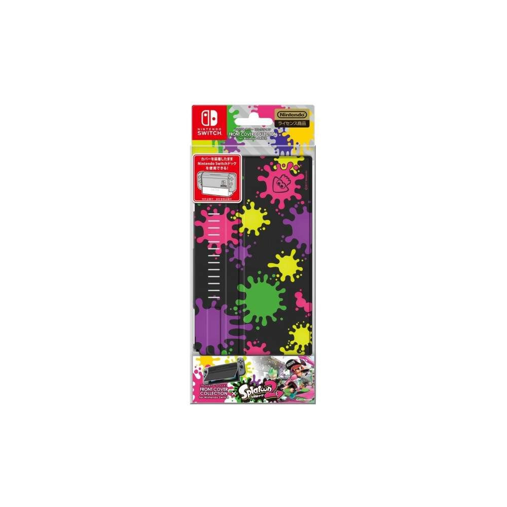FRONT COVER SPLATOON 2 TYPE A SWITCH JAP NEW