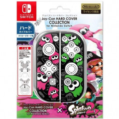 JOY-CON HARD COVER SPLATOON 2 TYPE B SWITCH JAP NEW