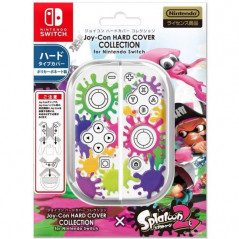 JOY-CON HARD COVER SPLATOON 2 TYPE A SWITCH JAP NEW