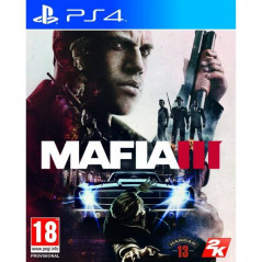 MAFIA 3 PS4 EURO FR OCCASION