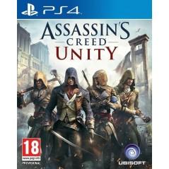 ASSASSIN S CREED UNITY PS4 UK NEW