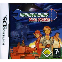ADVANCE WARS NDS FR OCCASION