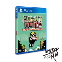 MUTANT MUDDS SUPER CHALLENGE PS4 ALL NEW