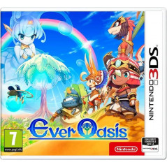 EVER OASIS 3DS UK OCCASION