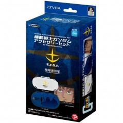 MOBILE SUIT GUNDAM ACCESSORY SET EFSF PSVITA JP NF
