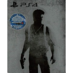 UNCHARTED THE NATHAN DRAKE COLLECTION STEELBOOK PS4 EURO OCCASION