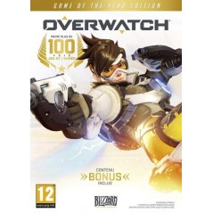 OVERWATCH GAME OF THE YEAR EDITION PC FR NEW