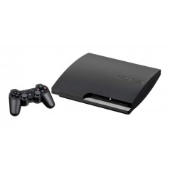 CONSOLE PS3 SLIM NOIRE 320 GB EURO OCCASION