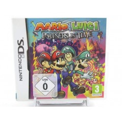 MARIO ET LUIGI PARTNERS IN TIME NDS FR OCCASION