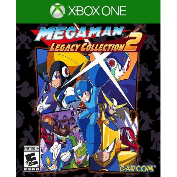 MEGAMAN LEGACY COLLECTION 2 XONE US NEW